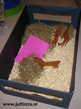 Surprise Paardenbak  knutselen