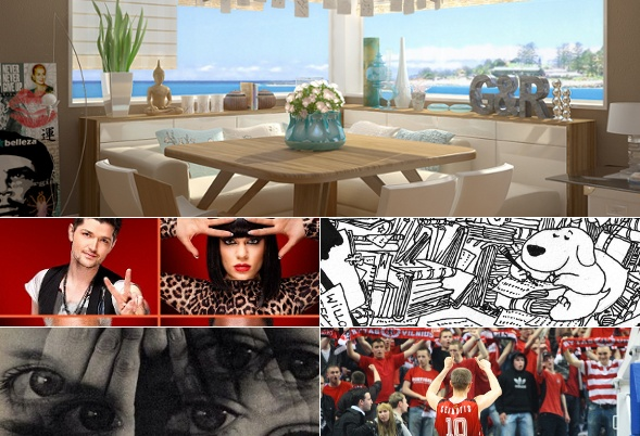 5 new featured blogs covering topics from furniture design, celebrity news and sports! Find them @ http://blog.com: Blog Discover, Http Blog Com, Blog Covers, Features Blog