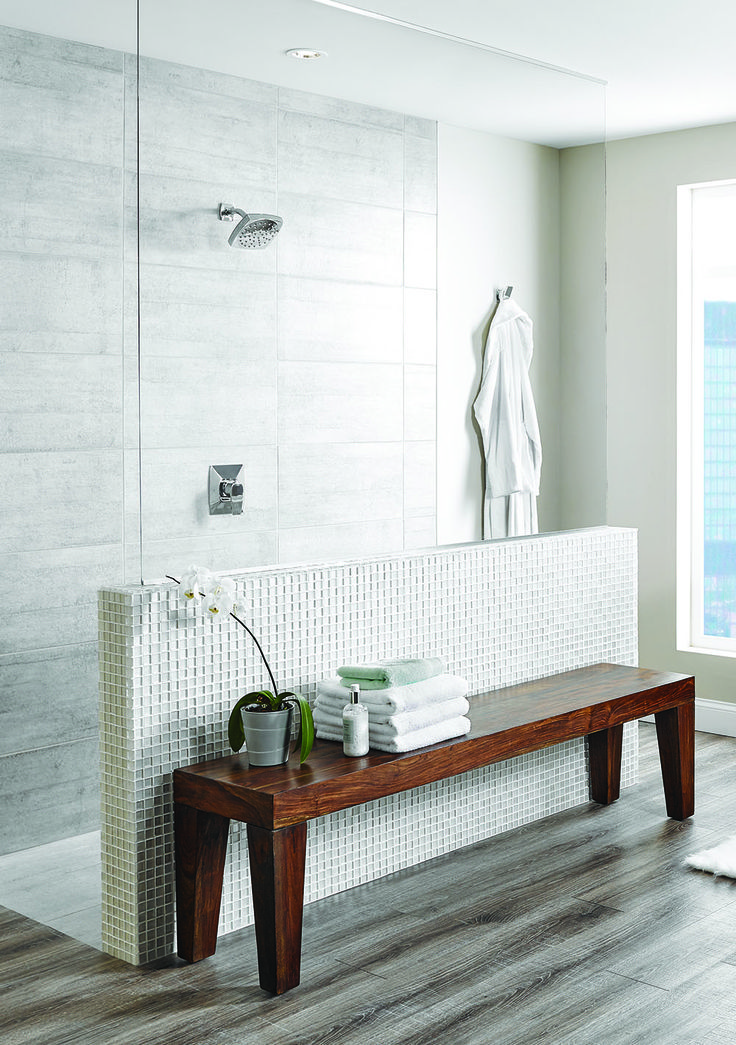 The finely crafted Moen Via Bath Collection helps you start your day with the perfect shower, each and every time.