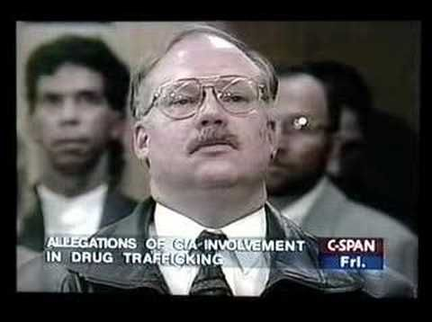 "Former LA Police Officer Mike Ruppert Confronts CIA Director John Deutch on Drug Trafficking. Another Whistleblower of CIA US Drug-dealing Dead by ""Suicide"" *videos*   Posted by  Charleston Voice     CIA Blowing the whistle on CIA involvement in drug dealing in L.A.P.D. and with others."