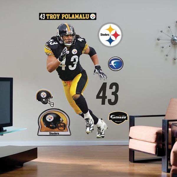 Pittsburgh Steelers Home Decor   Steelers Office Supplies, Home Accents,  Furnishings