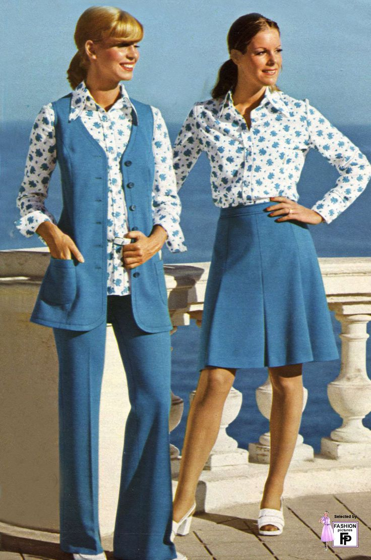 1970s vintage clothing (1973)