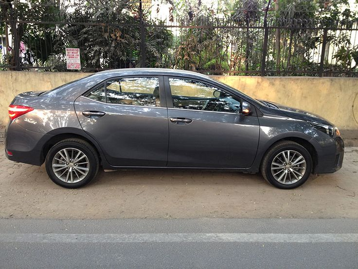 Toyota Corolla Altis Diesel review http://blog.gaadikey.com/toyota-corolla-altis-diesel-review/