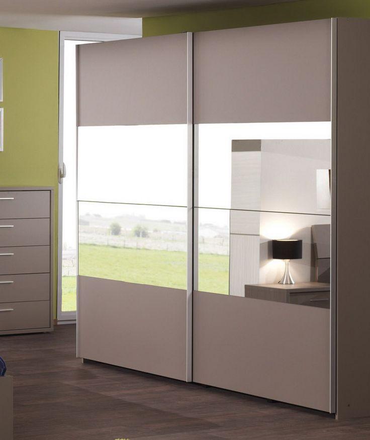 1000 id es propos de armoire porte coulissante miroir sur pinterest lust - Porte armoire coulissante miroir ...