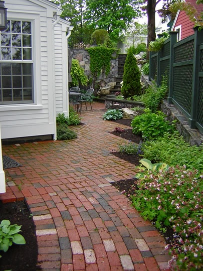 Hardscape Gallery of Piscataqua Landscaping Company