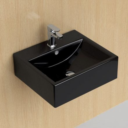 20 best images about salle bain noir blanc on pinterest massage bath tubs and jets. Black Bedroom Furniture Sets. Home Design Ideas