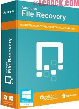 Auslogics File Recovery 7.1.2.0 License Key 2017 Crack