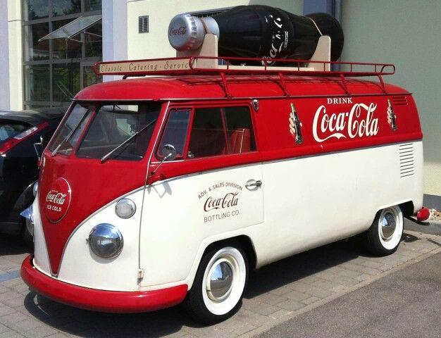 Coca Cola VW