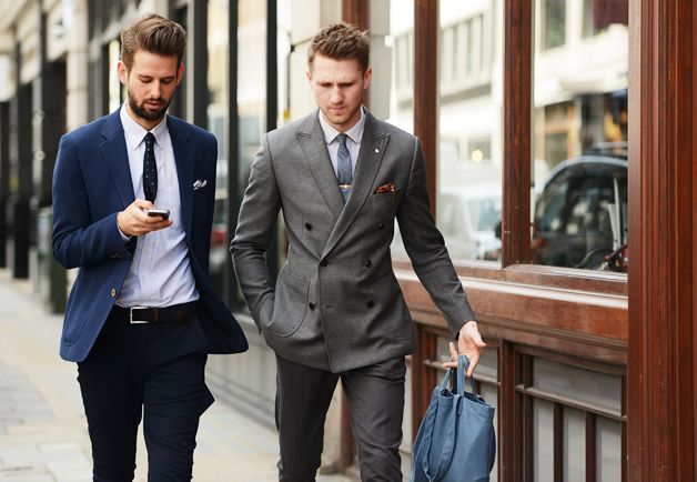 Tommy Ton's Street Style: London: Style: GQ