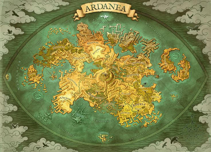 478 best rpg maps images on pinterest maps cartography and what this map is not a precise depiction of the world ardanea but it is an interpretation based on descriptions from travellers who have explored this gumiabroncs Choice Image