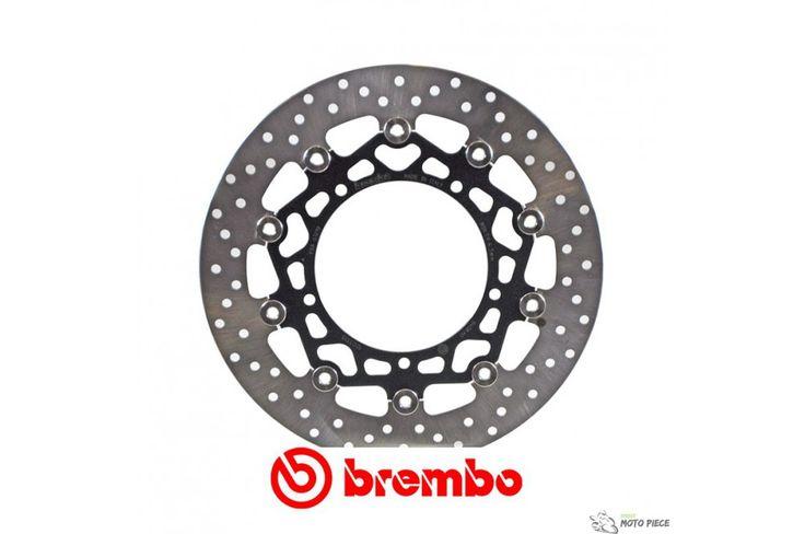 Disque de frein avant Brembo pour R6, R1, FZ8, XTZ 1200 - Street Moto Piece