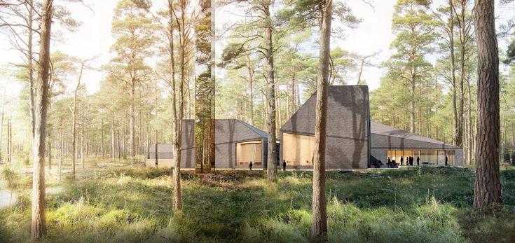 Arvo Pärt Centre, Henning Larsen Architects – BETA