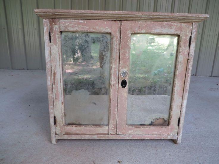 antique kitchen cabinet cupboard wall cabinet medicine