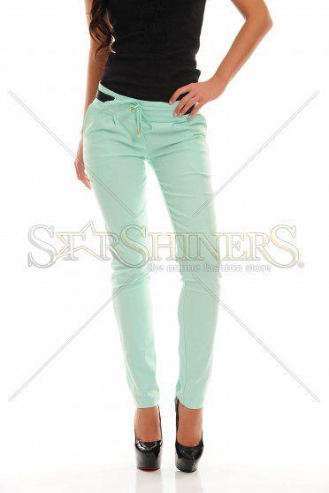 Pantaloni PrettyGirl Trusty Turquoise