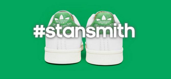 Adidas Stan Smith gör comeback! - En ikon bland sneakers. #Mode #herrmode #mensfashion #stil #style #skor #herrskor #sneakers #adidas #stansmith #Obsid http://www.obsid.se/mode-och-grooming/adidas-stan-smith-gor-comeback-en-ikon-bland-sneakers/