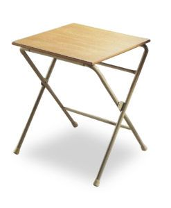 Folding Study Table Images