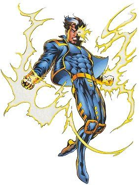 X-man was an omnikinetic. He had the ability to manipulate matter, energy & aether.