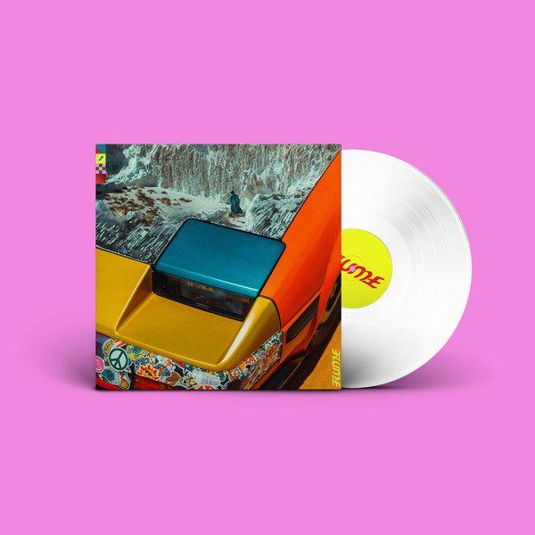 Hi This Is Flume Mixtape Vinyl Lp Musica