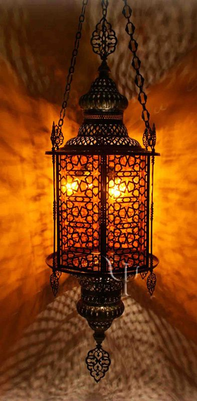 Ottoman Ceiling Lamp / Sacred Spaces <3