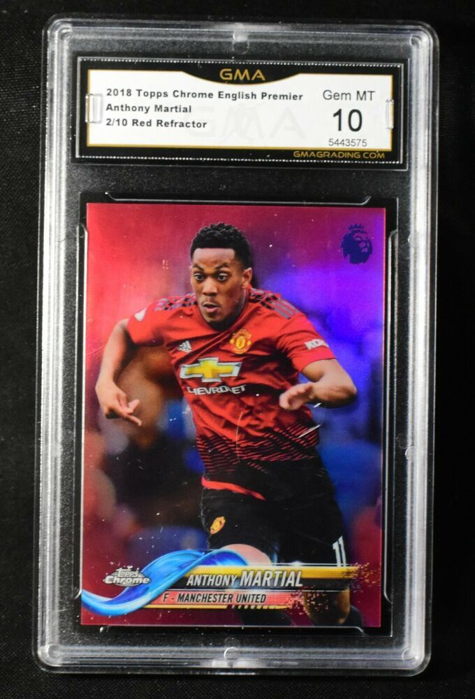 Pin On Gma Graded Soccer Cards For Sale