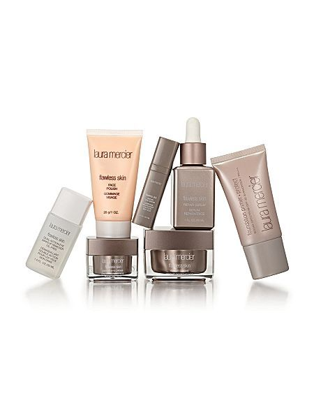 Oh my, Laura Mercier Total Skin Regimen #houseoffraser