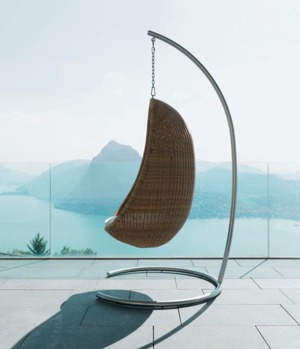 Egg Chair by Nanna and Jorgen Ditzel