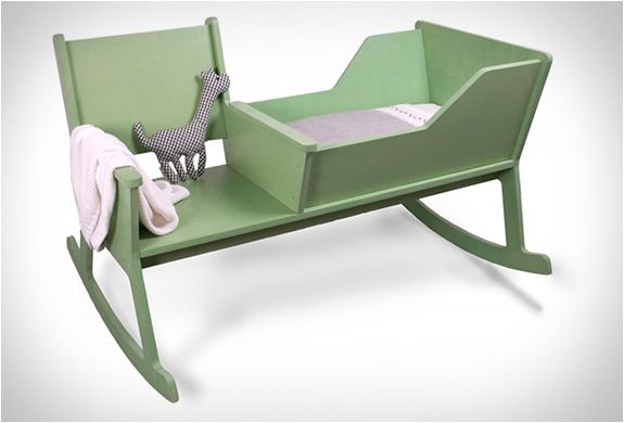 Rocking chair for you and your baby