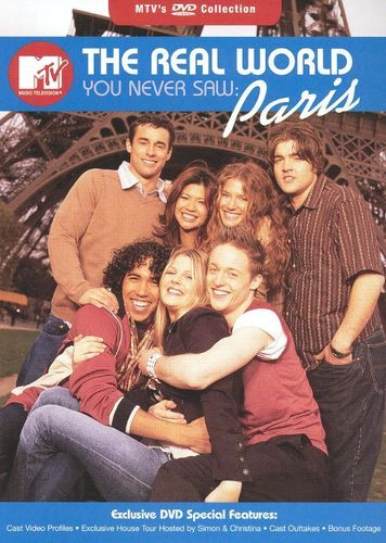 The Real World You Never Saw: Paris [DVD]