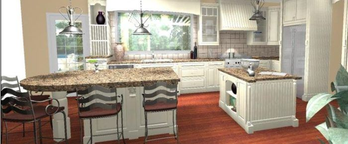 Double Island Kitchen Design Dissected