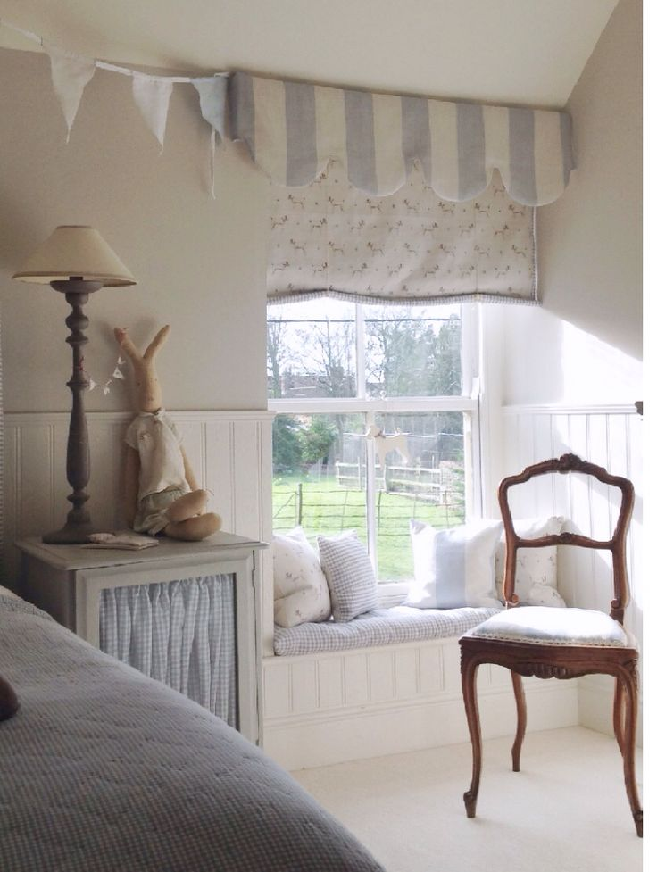 Hattie Hatfield | designs. Peony & Sage, Broad stripe/swedish blue & All Star x