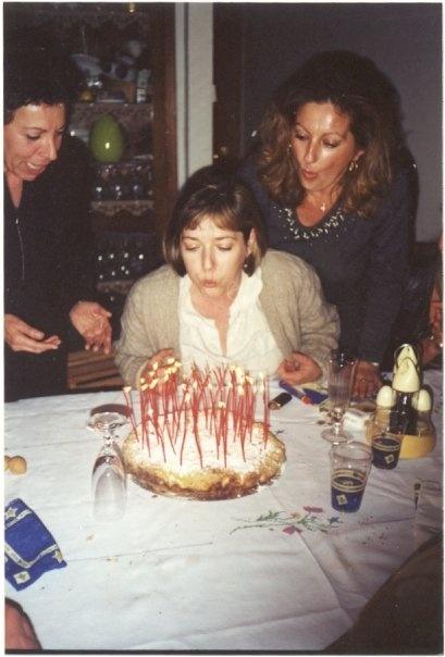 Per fortuna non s'invecchia... ma quante sono tutte ste candeline??#atavolaconlatitudes