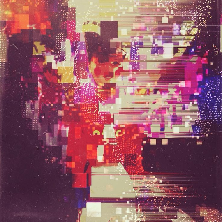 Glitched Images You'd Never Think Were Photographs | Pixel Study #95 | Credit: Supranav Dash | From Wired.com