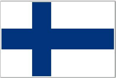 Drapeau de Finlande (#Flag of #Finland)
