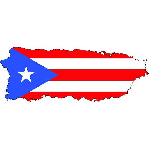 Puerto Rico Rican San Juan Island Country National Nation Flag Etsy In 2020 Puerto Rico Art Puerto Rico Map Puerto Rico Tattoo