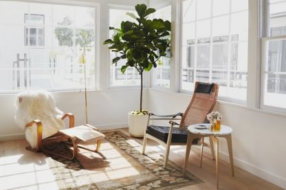The fashion and homewares store we'd like to move into: In just two years co-founding fashion consultant and stylist Vanessa Traina has grown The Line's chic online store into the place to shop for stylish and understated products that are also honest and ethical.