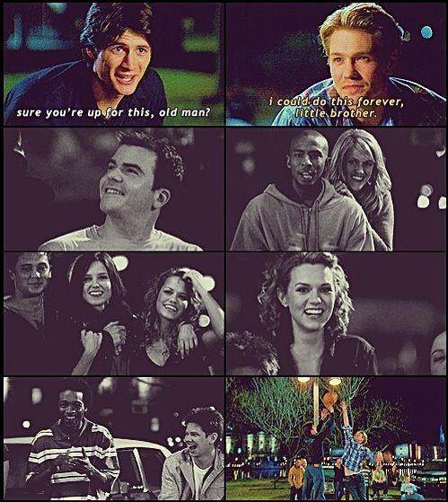 One Tree Hill - favorite season finale!