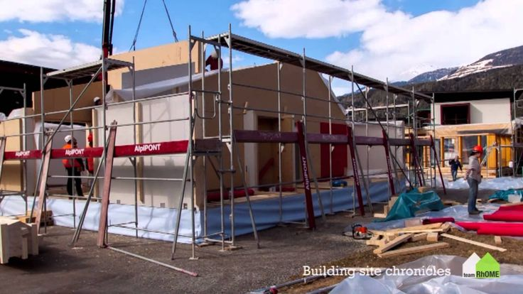 RhOME building site chronicles