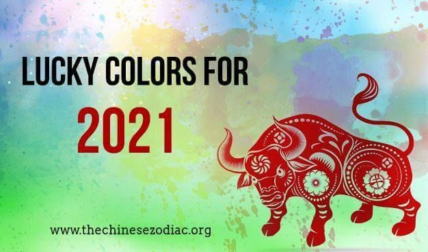 Here Are The Luckiest Feng Shui Colors To Wear In 2021 To Attract Luck And Good Fortune In 202 Lucky Colour Chinese New Year Crafts For Kids Feng Shui Colours