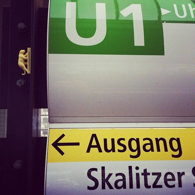 #urbansafari - Kottbusser Tor, Berlin