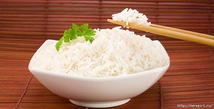 Трехдневная рисовая диета - минус пара килограмм » Женский Мир