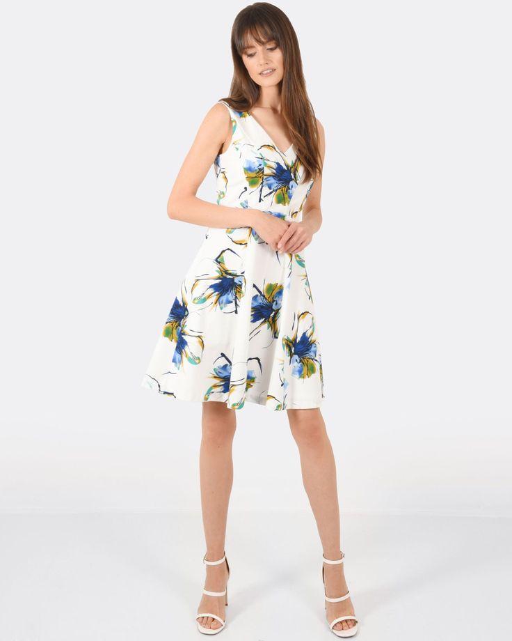 Kinsley A-Line Dress, Forcast $41.30  http://www.shopyou.com.au/ #womensfashion #shopyoustyle