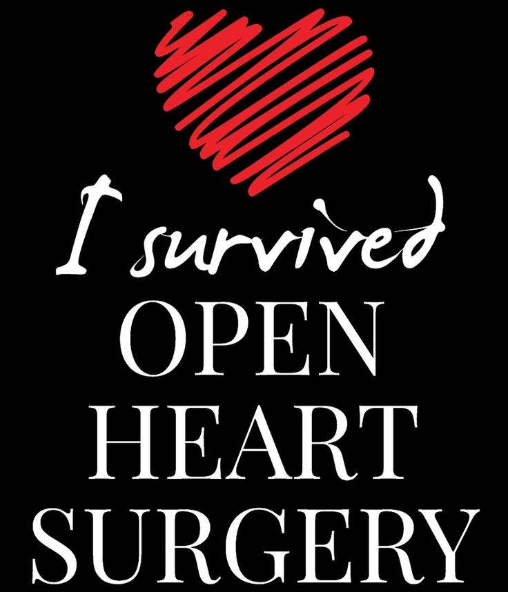 i survived open heart surgery by teeshoppy