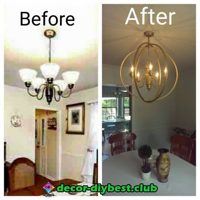 Pin On Carrot, How To Take Down Old Chandelier