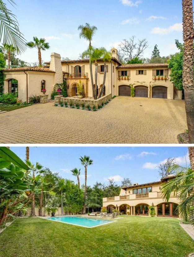 La maison toscane de Miley Cyrus en Californie