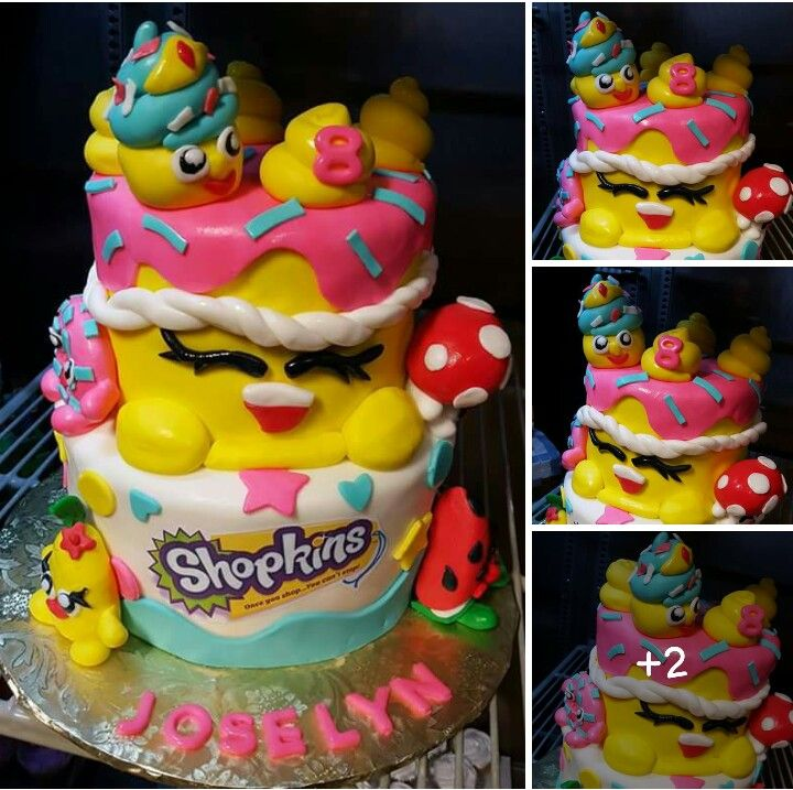 91 Best Images About Shopkins Birthday Party On Pinterest: 17 Best Images About Joselyn's Shopkins Party On Pinterest