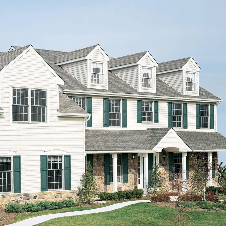 Certainteed Ct20 Weathered Wood Exterior House Colors