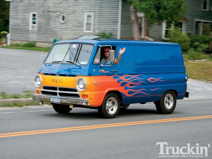 Vannin Customs Vans | Van Nationals 2010 Dodge Van