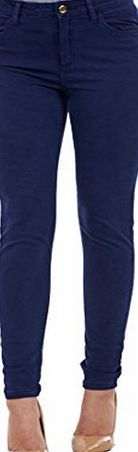 Ex Famous Store Ladies Slim Fit Skinny Jeggings Womens Stretch Black Indigo Denim Cotton, Size UK 14 Figure-skimming and ultra-flattering, these stylish jeggings sculpt your body shape to like a second skin. (Barcode EAN = 5055898471802). http://www.comparestoreprices.co.uk/december-2016-week-1/ex-famous-store-ladies-slim-fit-skinny-jeggings-womens-stretch-black-indigo-denim-cotton-size-uk-14.asp