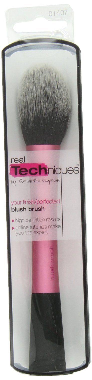 Women's Handle Makeup Brush Set Kabuki Powder Foundation Blusher Cosmetics Brushes Kit Luxury Gift RT Blush Brush. Real Techniques Blush Brush.