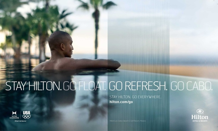 Emily Miller Productions : Photographer: Paul Ross Jones, Client: Hilton Hotels & Resorts, Advertising Agency: Cramer-Krasselt